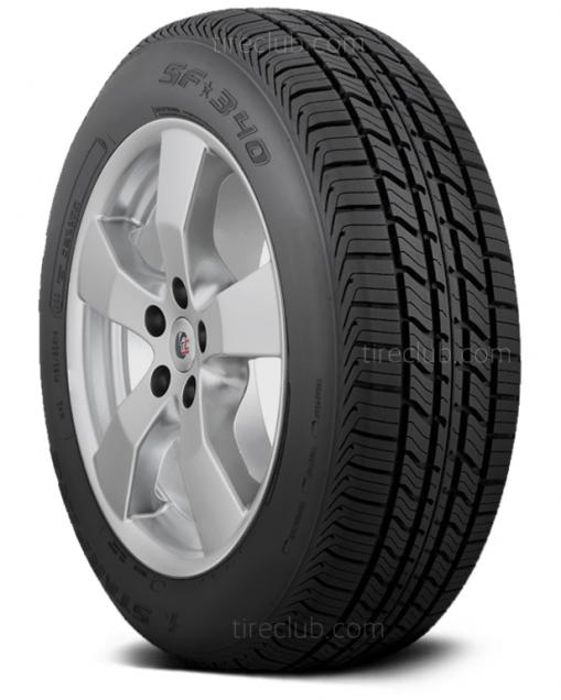 Starfire SF-340 tires