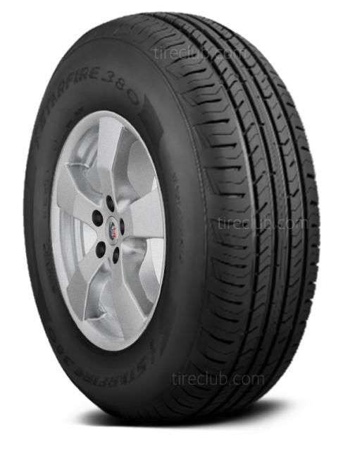 Starfire SF-380 tires