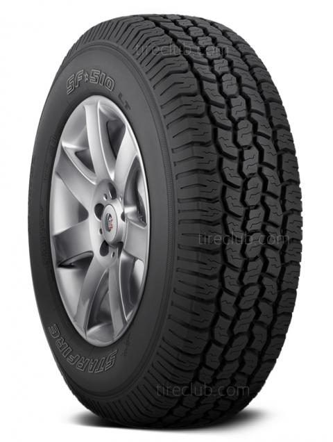 Starfire SF-510 (LT) tires