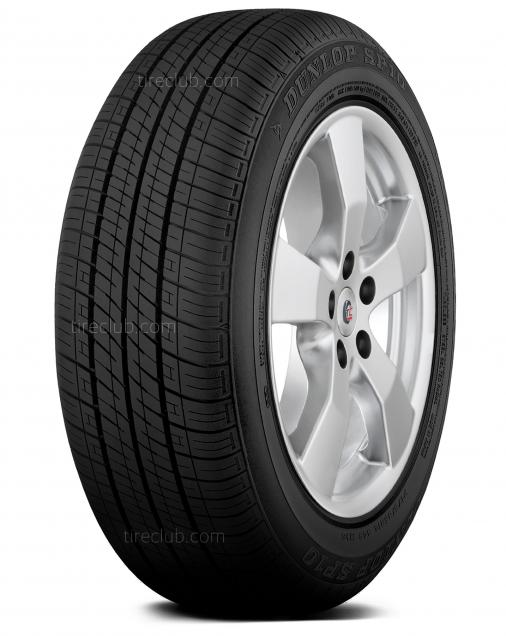 Dunlop SP10 tires
