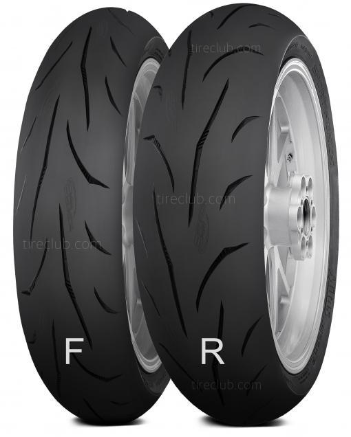 Mitas SPORT FORCE+ tyres