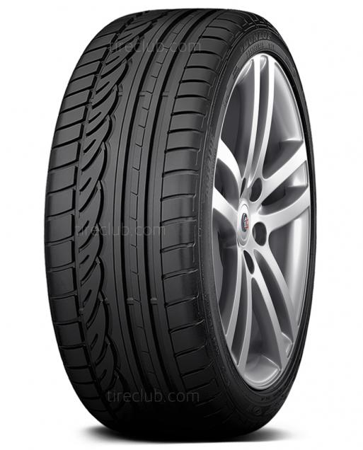 Dunlop SP Sport 01 tires
