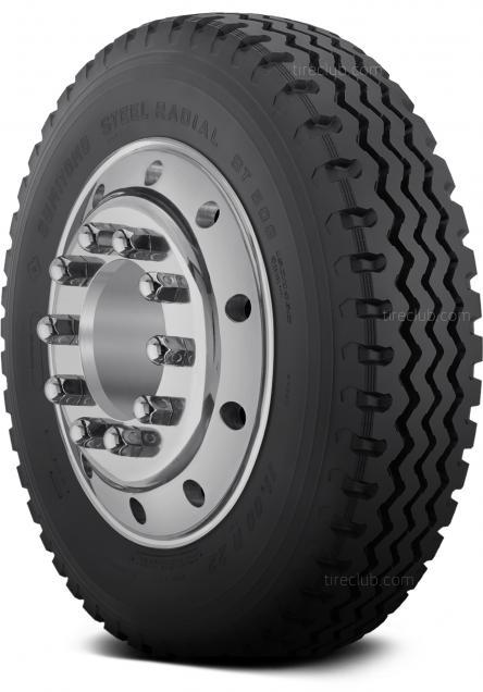 Sumitomo ST508 tyres