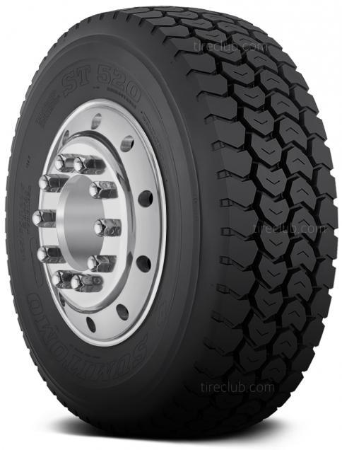 Sumitomo ST520 tyres