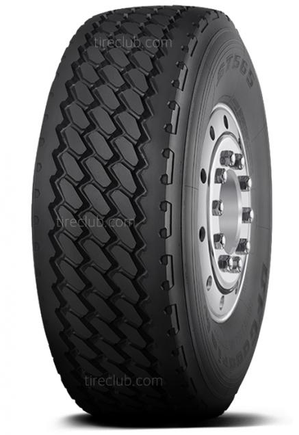 BFGoodrich ST565 Wide Base tires