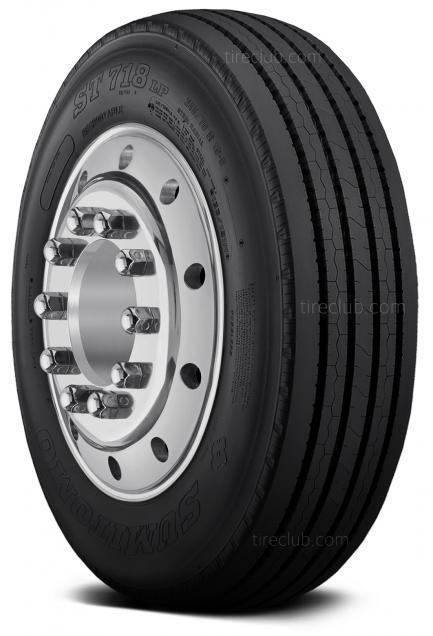 Sumitomo ST718 tyres