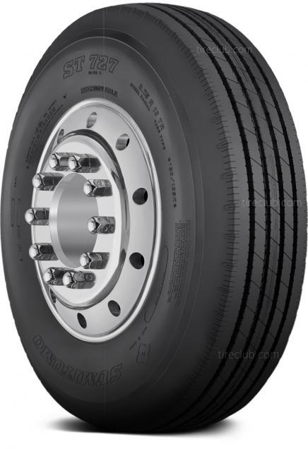 Sumitomo ST727 tyres