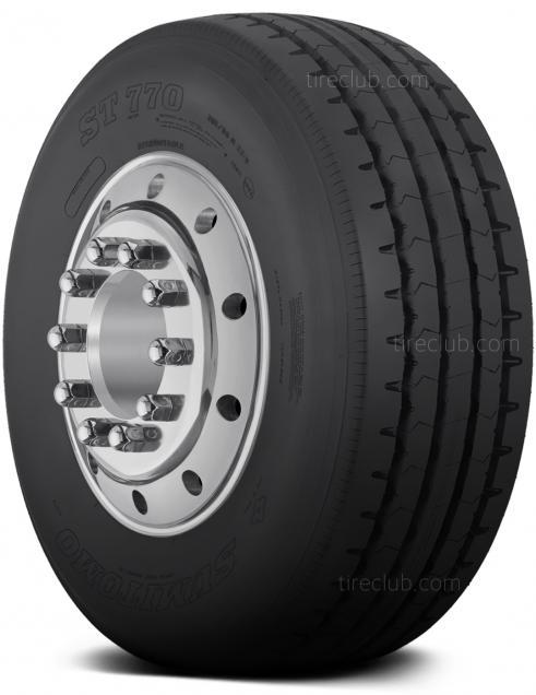 Sumitomo ST770 tyres