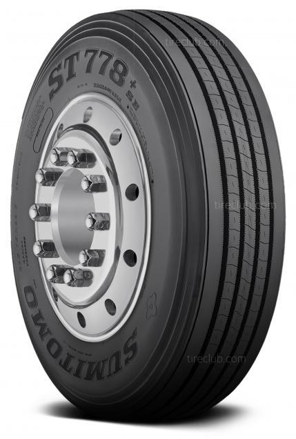 Sumitomo ST778+SE tyres