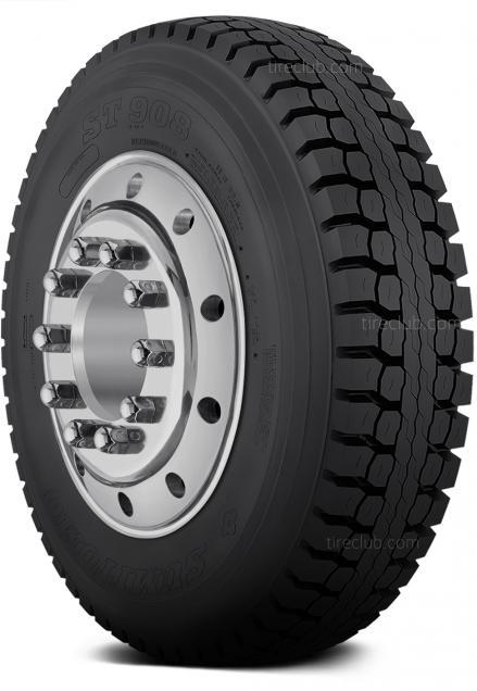 Sumitomo ST908 tyres