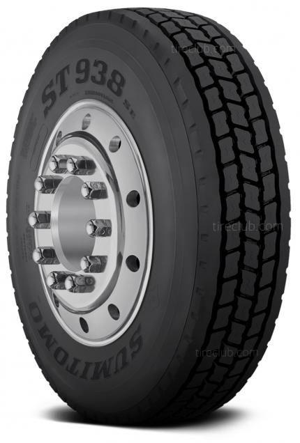 Sumitomo ST938 tyres