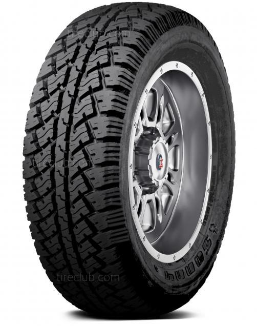 Maxtrek SU-800 tires