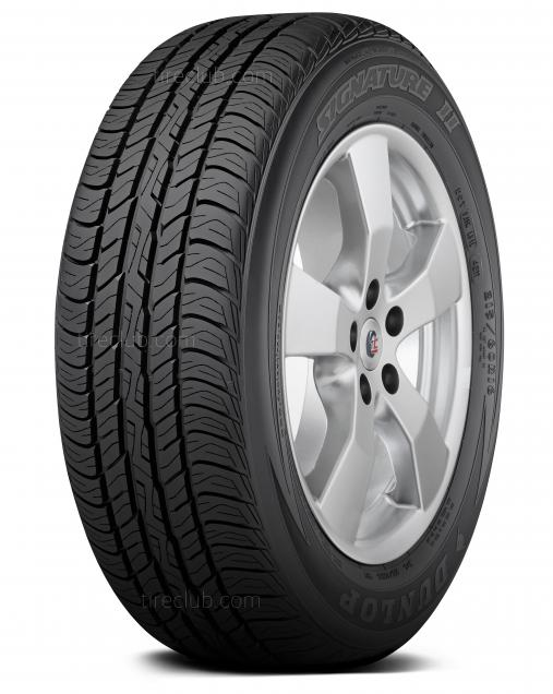 Dunlop Signature II tires