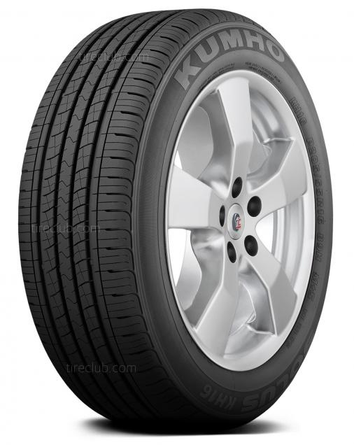 Kumho Solus KH16 tyres
