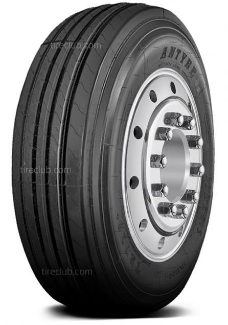 Antyre TB726+ tires