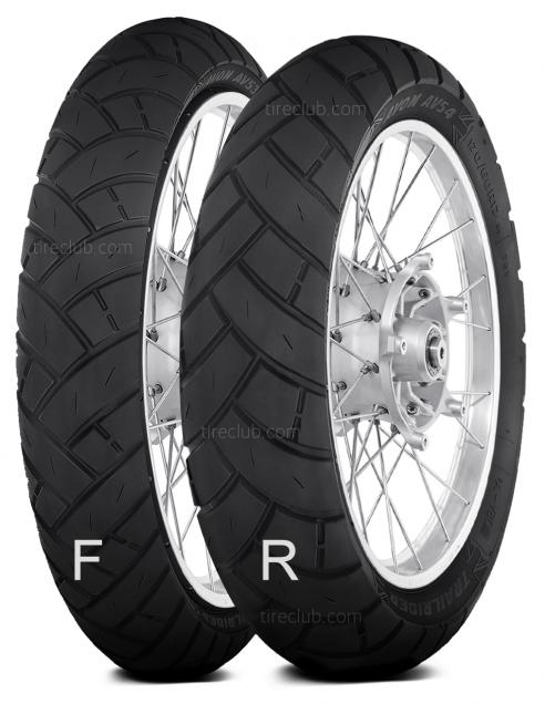 Avon TRAILRIDER AV53/AV54 tires
