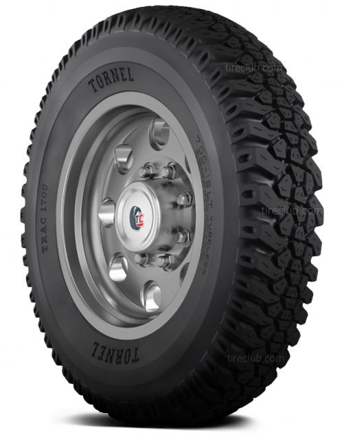 Tornel Trac 1700 tires
