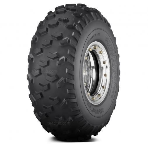 Titan Tracker CL tires