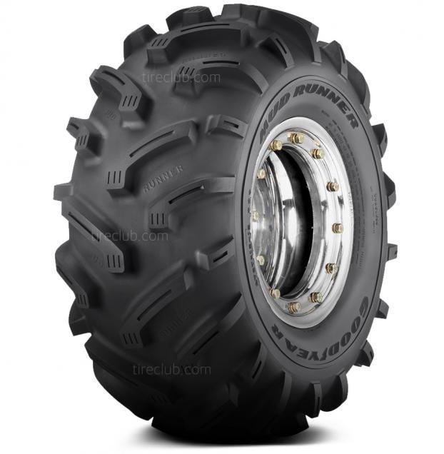 Titan Tracker Mudrunner tyres
