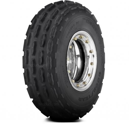 Titan Tracker PT tires