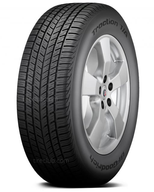 BFGoodrich Traction T/A (H/V-rated) tyres
