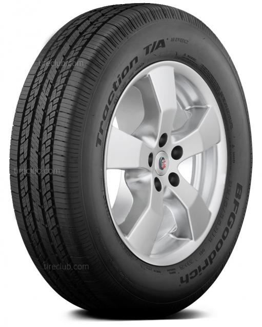 BFGoodrich Traction T/A Spec tyres