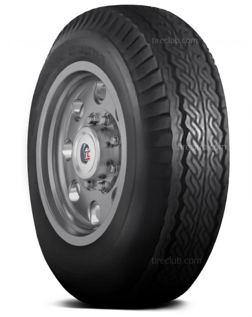 Uniroyal Triple Piso tires