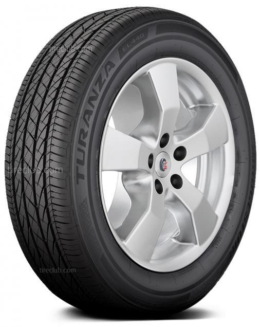llantas Bridgestone Turanza EL440