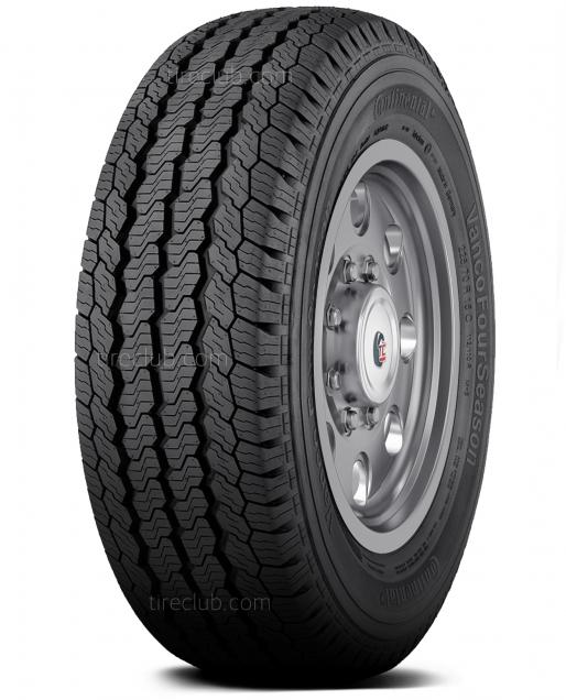 Continental Vanco FourSeason tires
