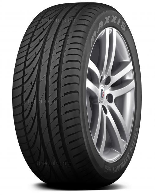 Maxxis Victra Asymmet M35 tires