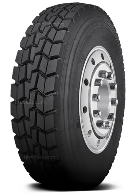Kunyuan WX625 tires