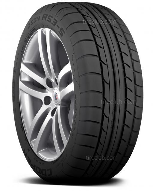 pneus Cooper Zeon RS3-S