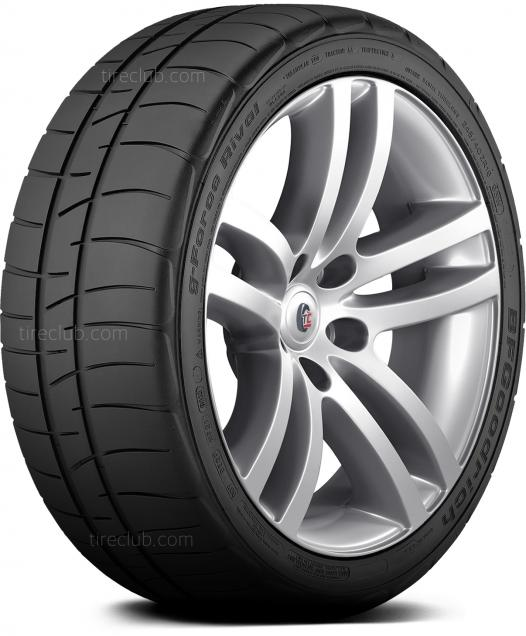 BFGoodrich g-Force Rival (3-Rib Tread Pattern) tyres