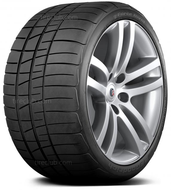 pneus BFGoodrich g-Force Rival (4-Rib Tread Pattern)