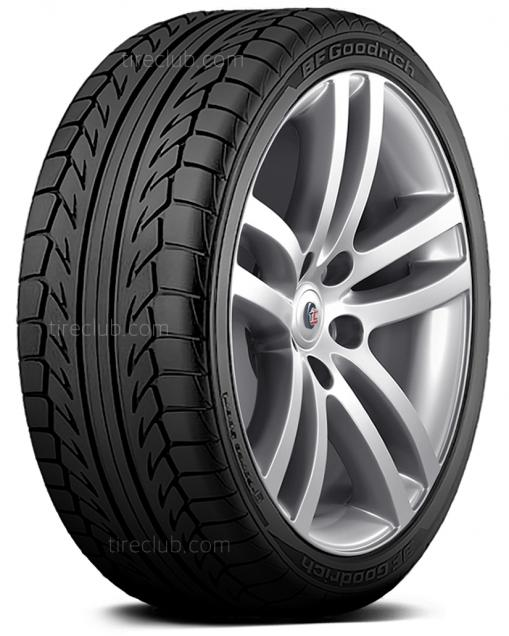 BFGoodrich g-Force Sport tires
