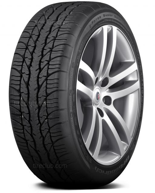 llantas BFGoodrich g-Force Super Sport A/S (Z-Speed)