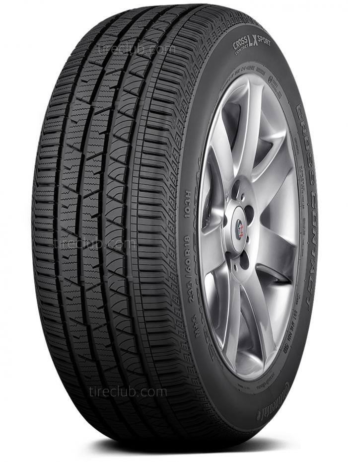 Buy Continental ContiCrossContact LX Sport 215/65R16 98H BSW 480/A/A in-store or online at | Compare prices from different dealers ✓ Delivery/Installation - Free ✓