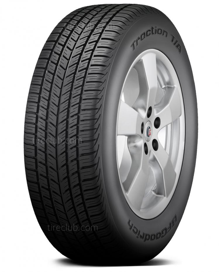 BFGoodrich Traction T/A (H/V-rated)