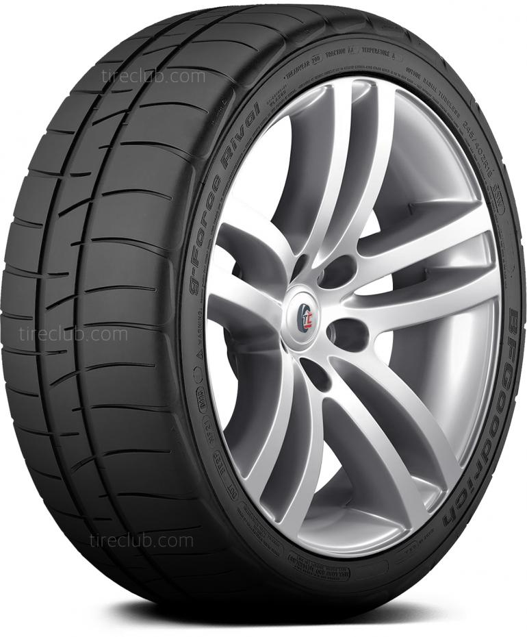 BFGoodrich g-Force Rival S 1.5 (3-Rib Tread Pattern)