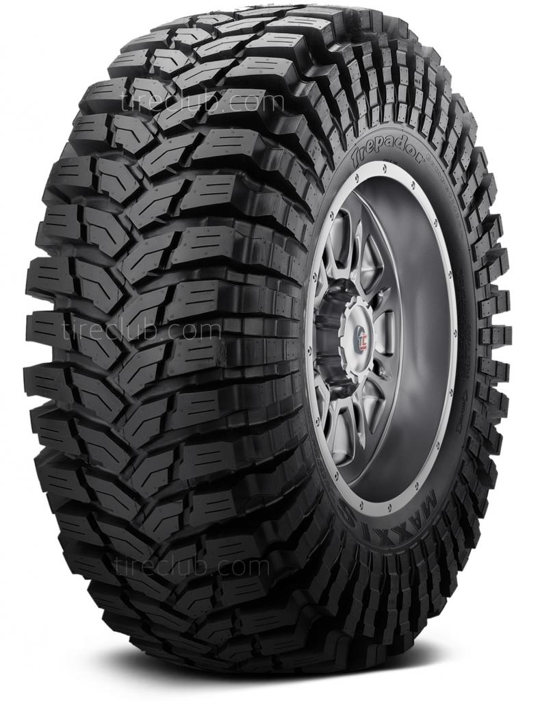 Maxxis Trepador Bias M8060 - Competition tires