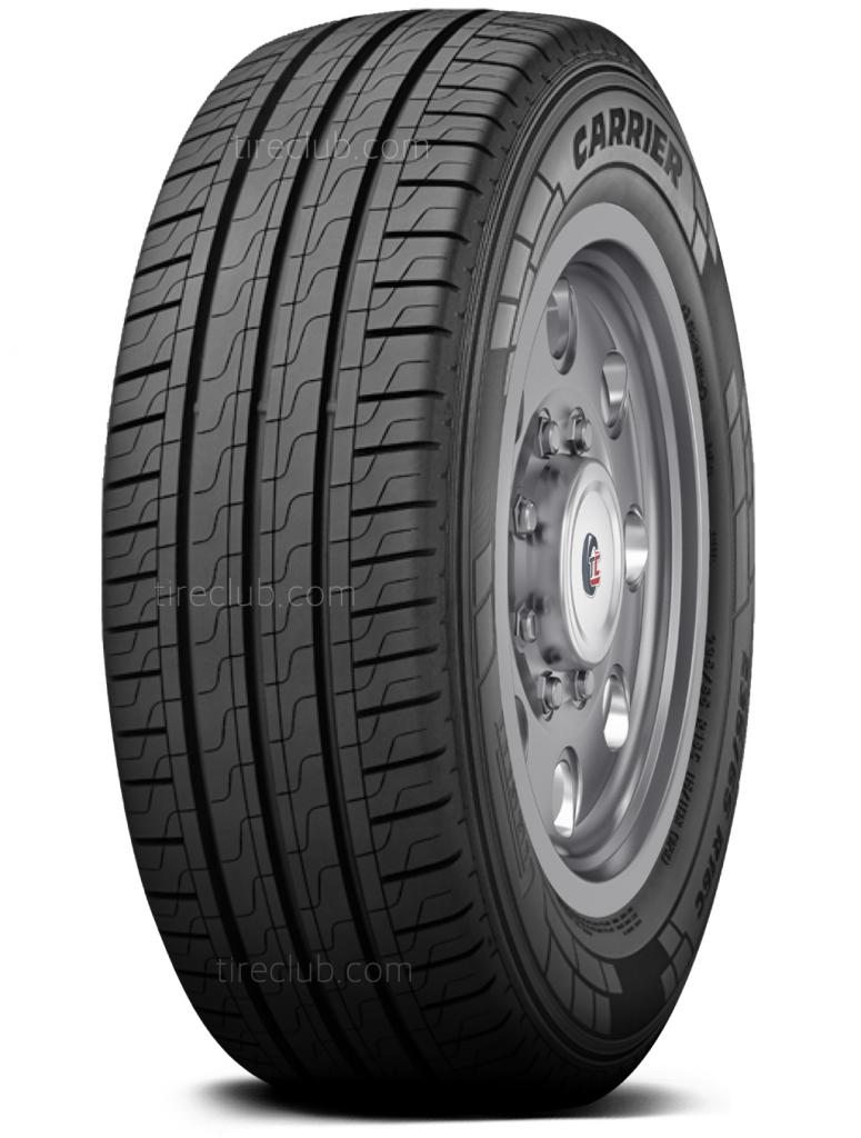 Pirelli Carrier tires