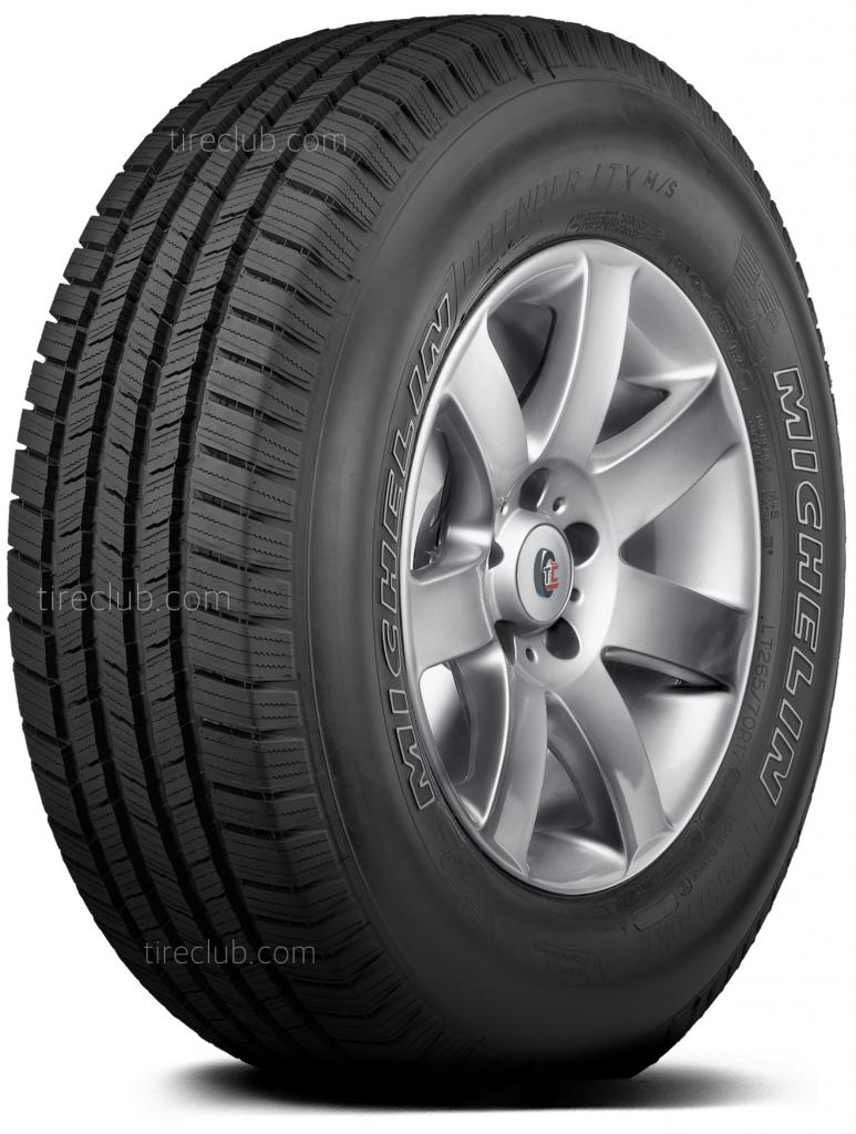 neumaticos Michelin Defender LTX M/S