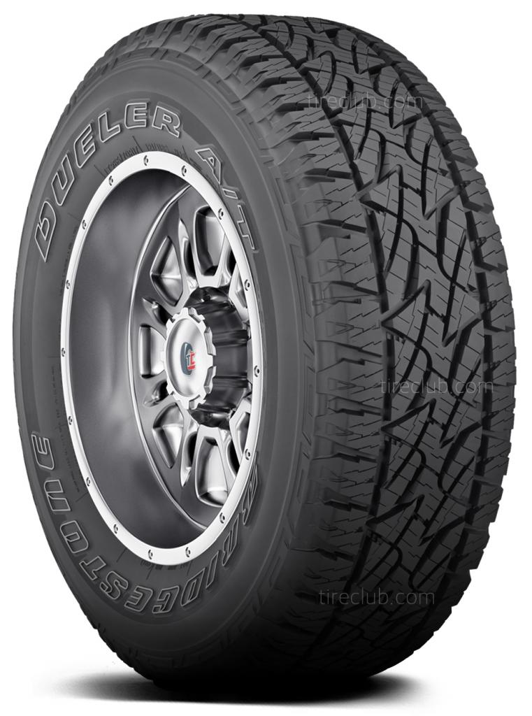 pneus Bridgestone Dueler A/T Revo 2