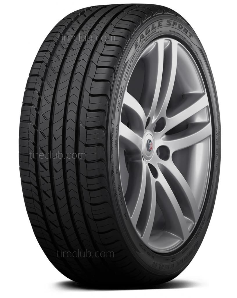 llantas Goodyear Eagle Sport All-Season