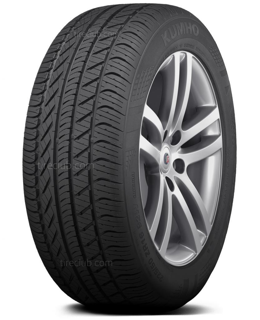 Kumho Ecsta 4X II tires