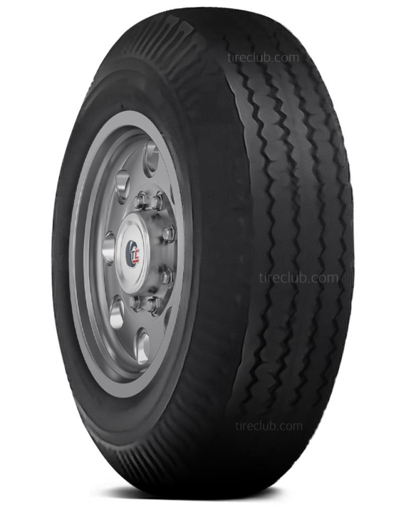 Uniroyal Fleetway tires