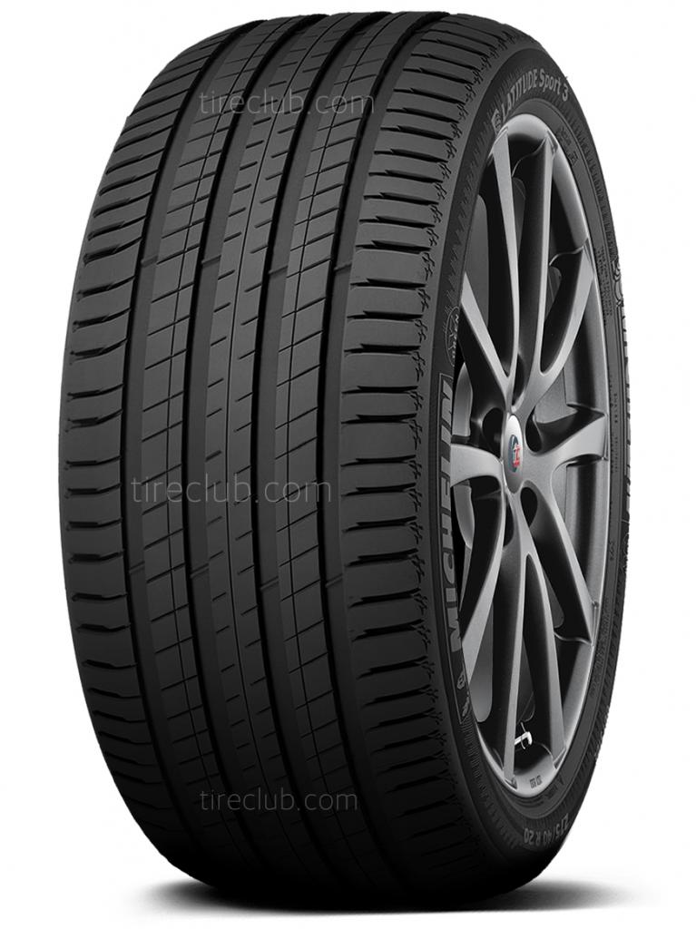 neumaticos Michelin Latitude Sport 3
