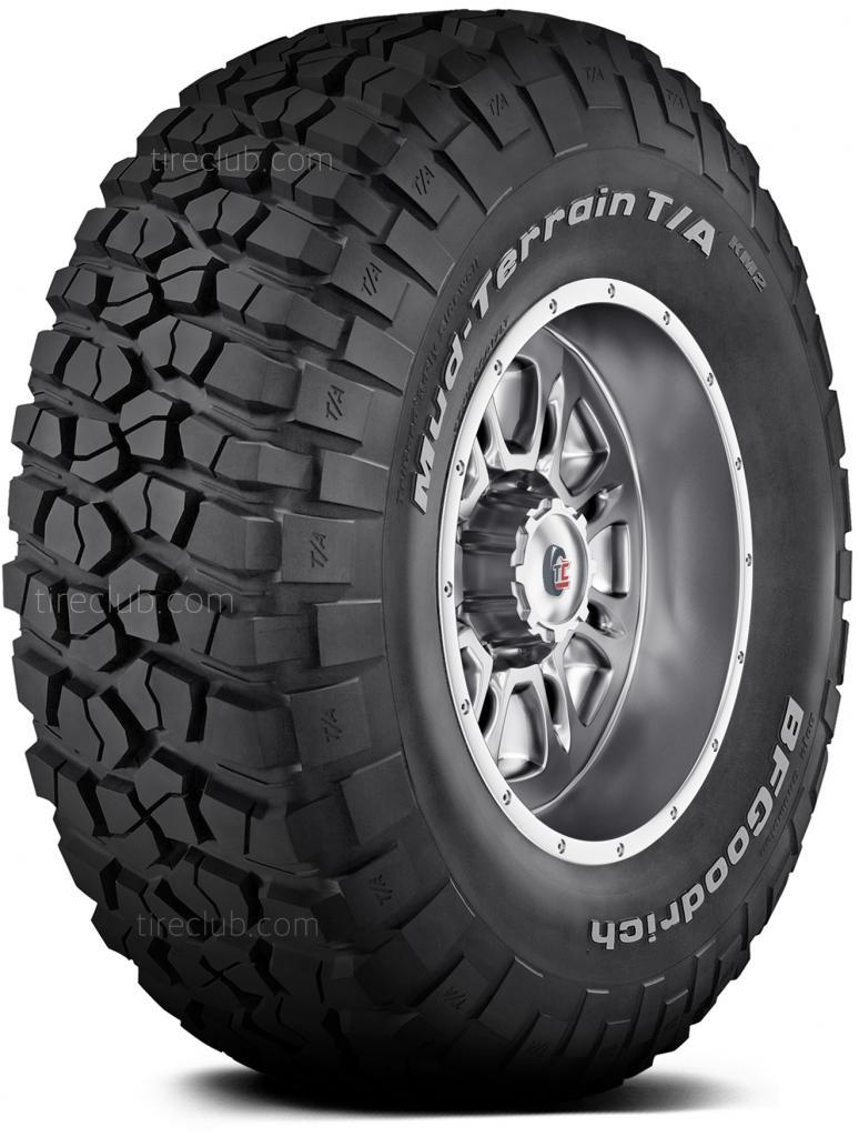 BFGoodrich Mud-Terrain T/A KM2 tires