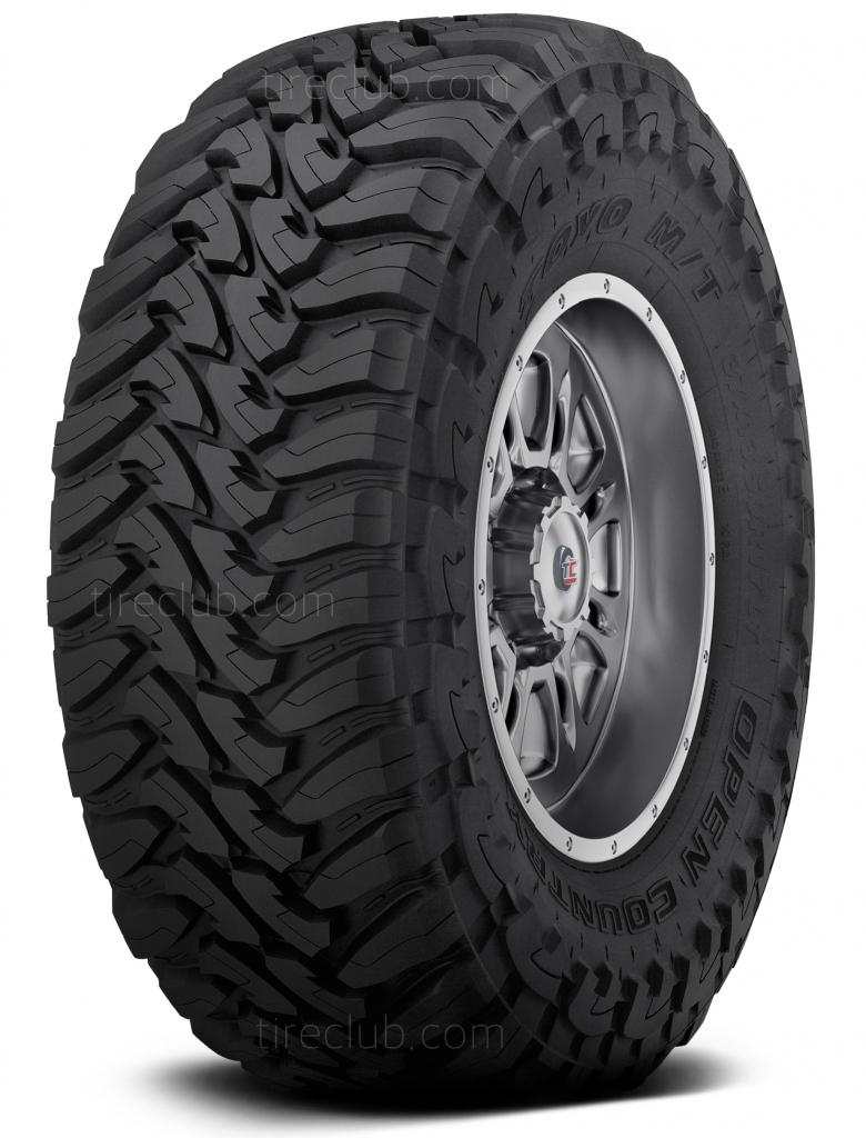 llantas Toyo Open Country M/T