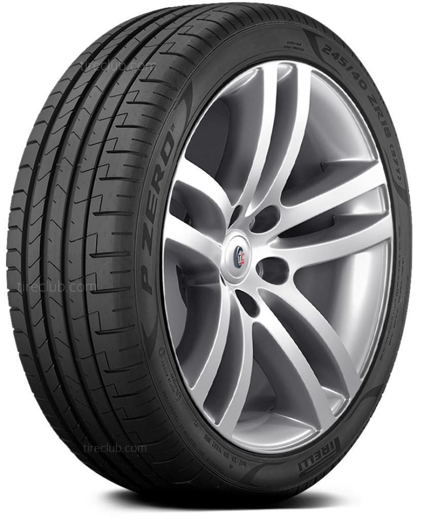 pneus Pirelli P Zero (PZ4-Sport)